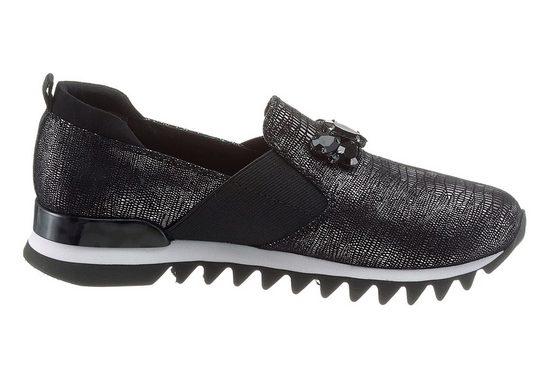 Tamaris Sneaker, in Reptil-Optik