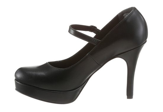 pumps Mit heel Schnalle Verstellbarer Tamaris High xwOq44