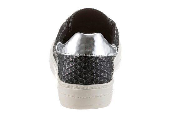 Tamaris Sneaker, mit 3D-Effekt