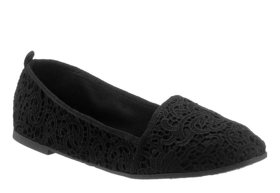 tamaris slipper in sommerlichem look online kaufen otto. Black Bedroom Furniture Sets. Home Design Ideas