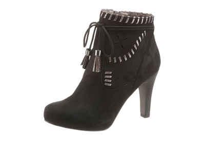 Briesen Angebote Tamaris High-Heel-Stiefelette, im Boho-Style
