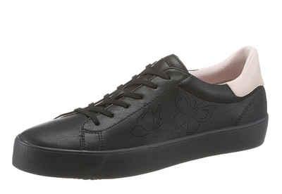 ESPRIT »Mandy Lace Up« Sneaker, mit andersfarbigem Fersendetail