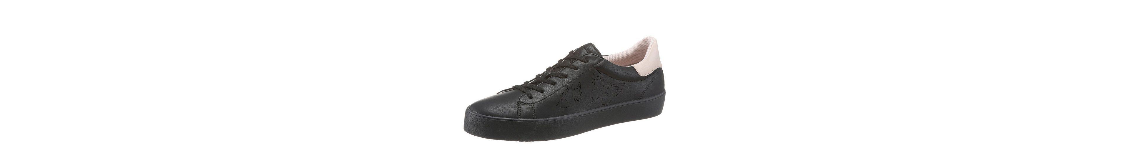 ESPRIT Mandy Lace Up Sneaker, mit andersfarbigem Fersendetail