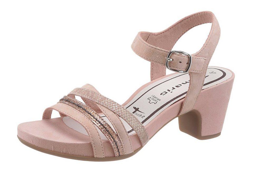 Tamaris Sandalette in rosé