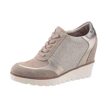 Damenschuhe: Sneaker: Wedge Sneaker