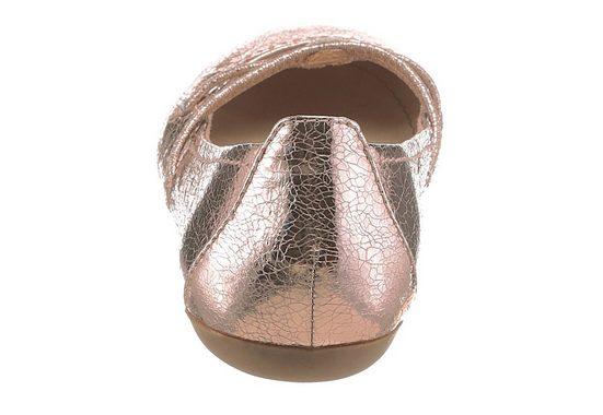 Tamaris Riemchenballerina, In Shimmering Look