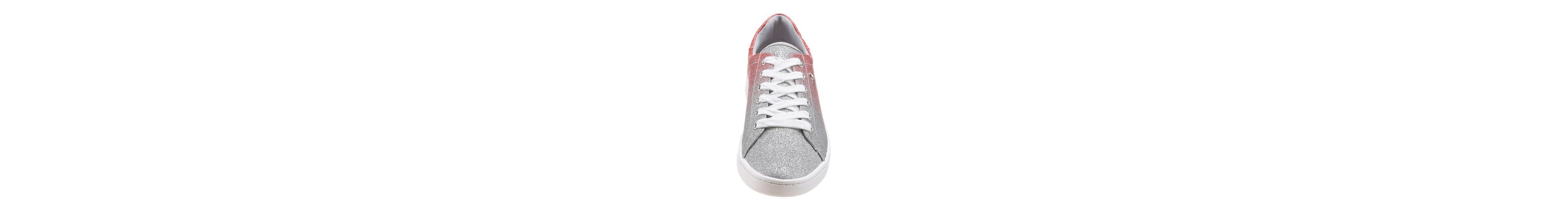 s.Oliver RED LABEL Sneaker, in funkelnder Optik