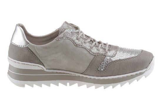 Rieker Sneaker, in angesagtem Athleisure-Trend
