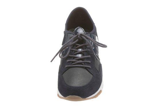 Tamaris Sneaker, im trendigen Material-Mix