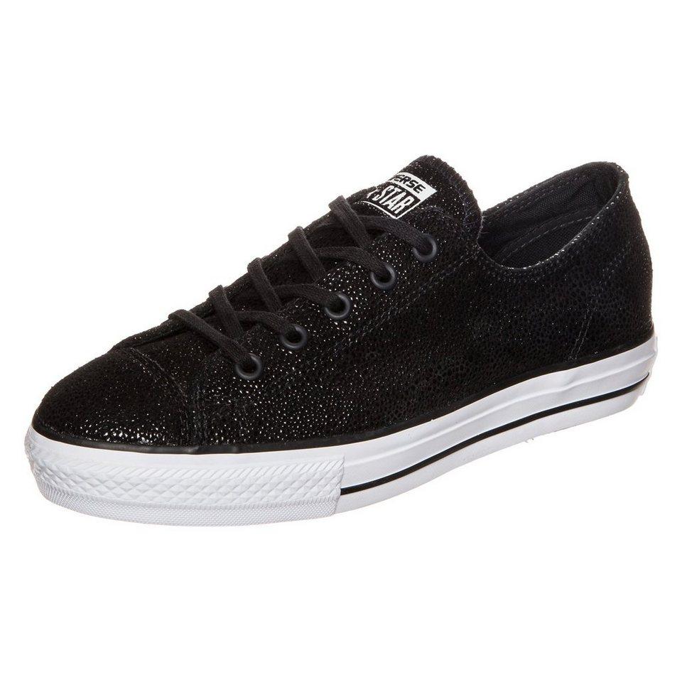 CONVERSE Chuck Taylor All Star High Line Metallic OX Sneaker Damen in schwarz / weiß