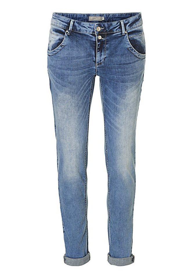 Betty&Co Jeans in Blau - Blau