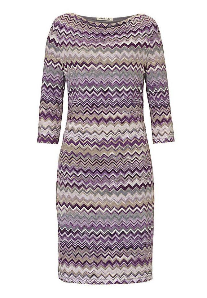 Betty Barclay Kleid in Purple/Violet - Viol