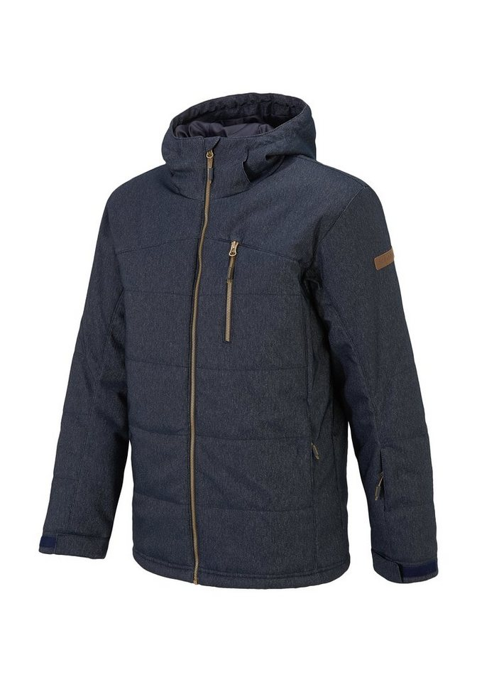Ziener Jacke »TYKOT man (jacket ski)« in denim