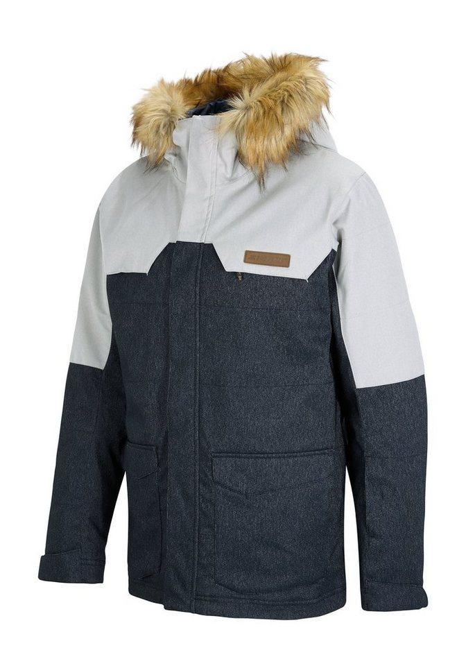 Ziener Jacke »TACHOV man (jacket ski)« in stone.denim