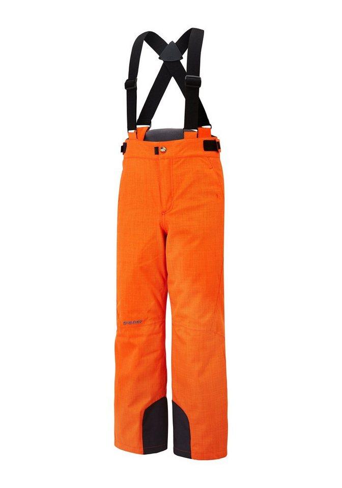 Ziener Hose »ANDO jun (pant ski)« in orange flame