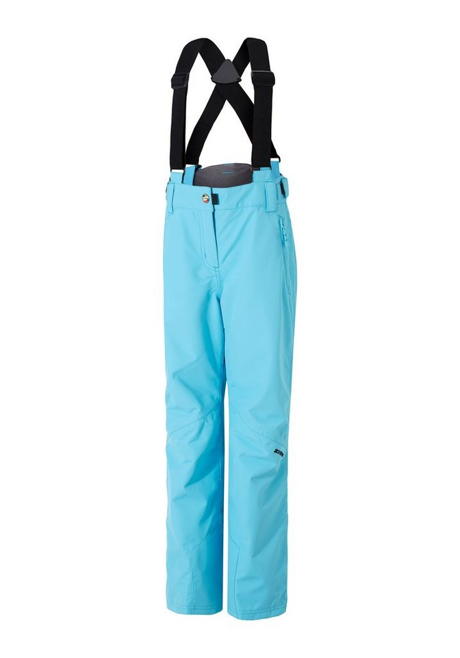 Ziener Hose »AVATINE jun (pant ski)« in blue aqua