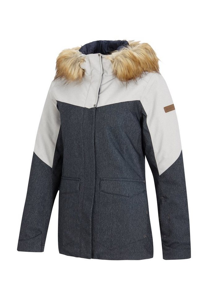 Ziener Jacke »TIKKA lady (jacket ski)« in denim