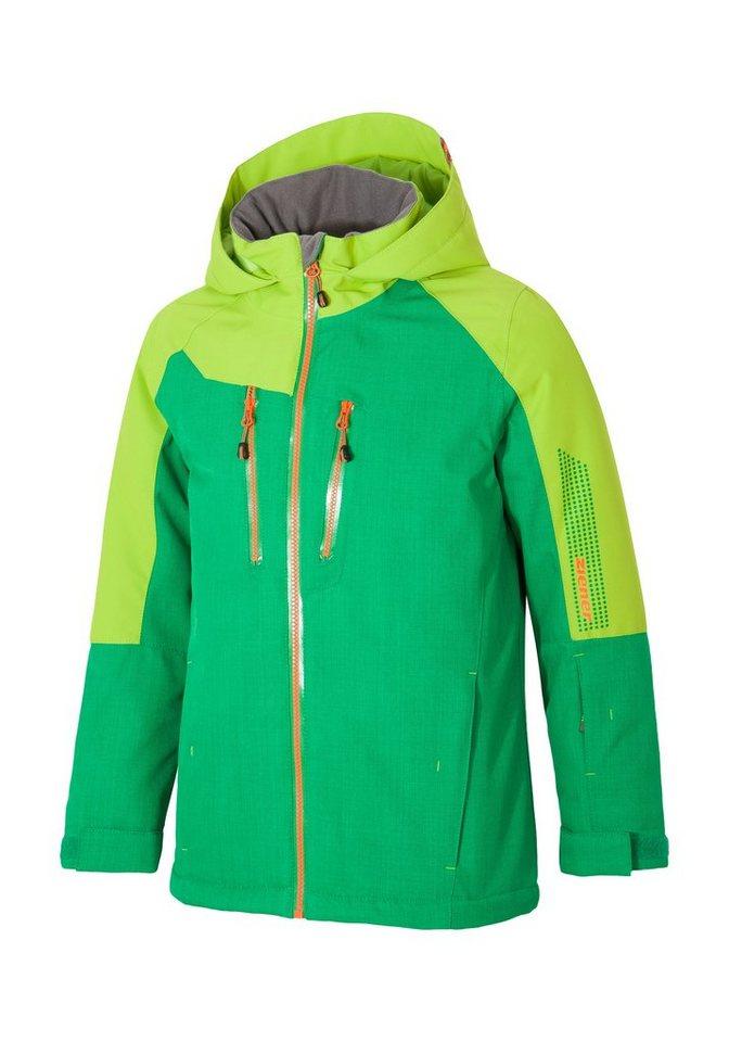 Ziener Jacke »ANTOSO jun (jacket ski)« in jolly green