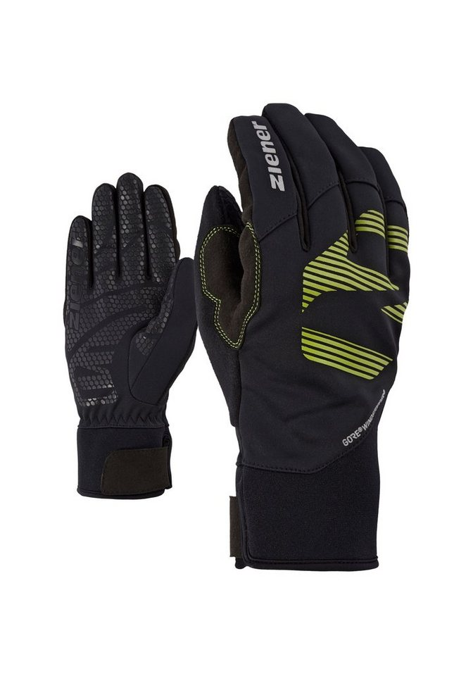 Ziener Handschuh »ILKO GWS glove multisport« in lime green
