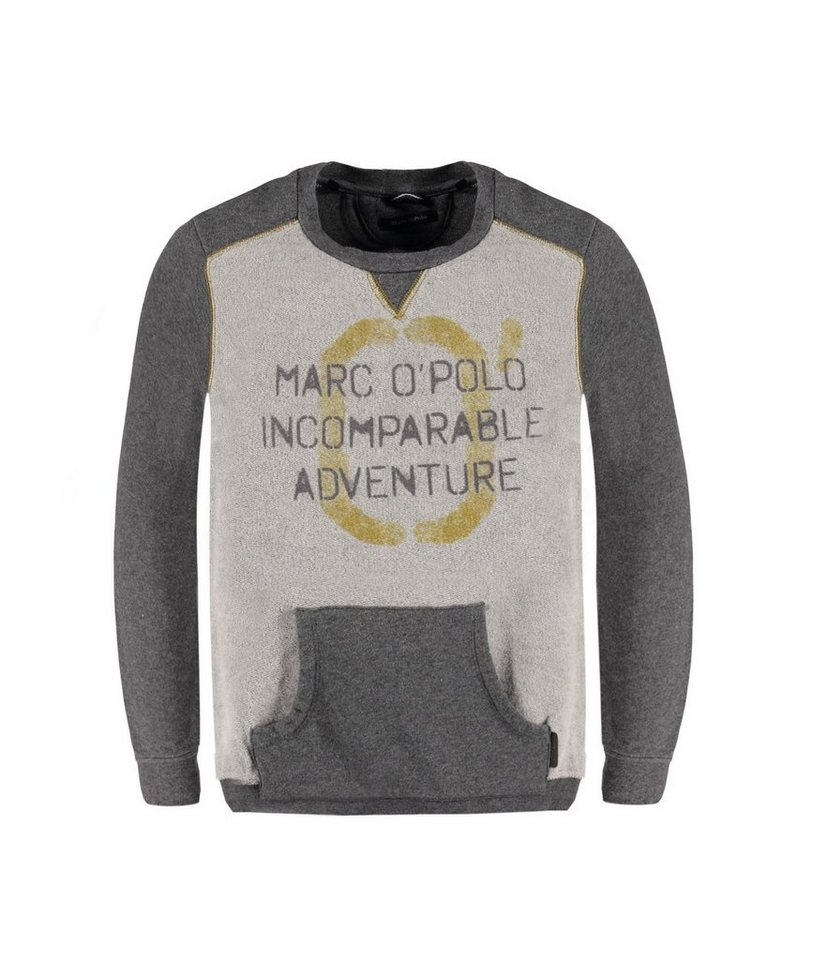 Marc O'Polo Junior Sweatshirt langärmlig 1 in Grau