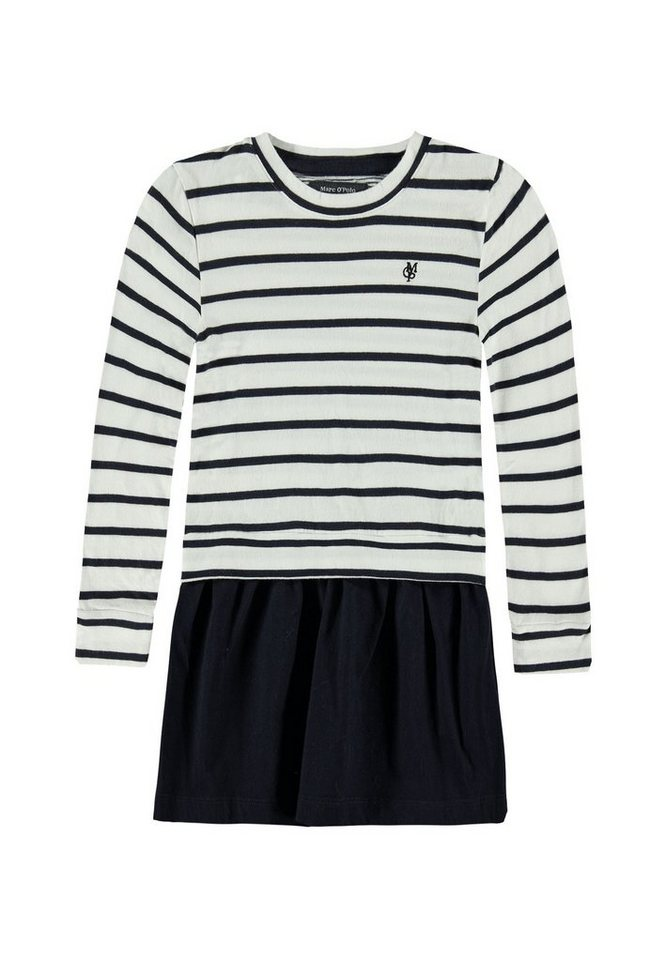 Marc O'Polo Junior Kleid langärmlig 1 in Mehrfarbig