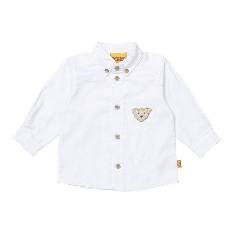 Steiff Collection Hemd langärmlig 1 in Weiß