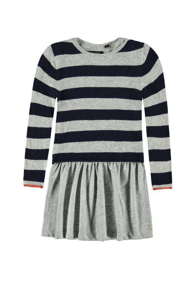 Marc O'Polo Junior Kleid 1/4 Armlänge mit Pullover langärmlig 1 in Mehrfarbig