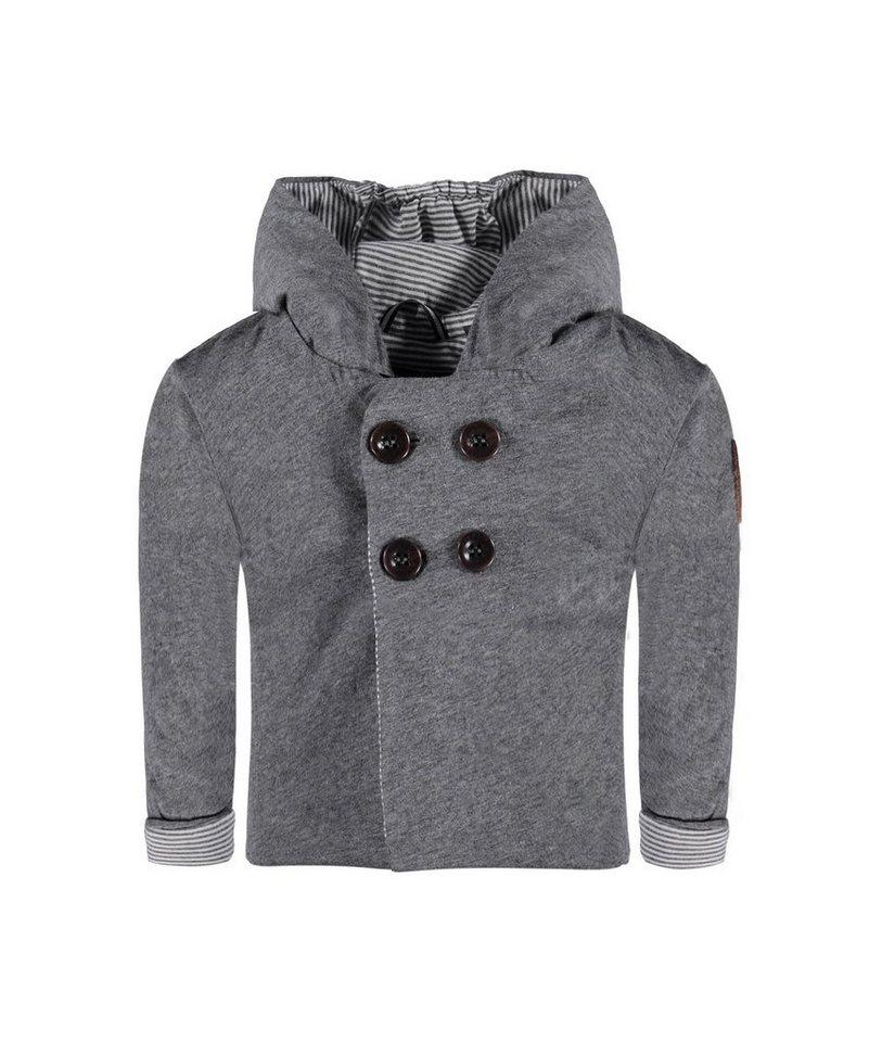 Marc O'Polo Junior Jacke mit Kapuze 1 in Grau