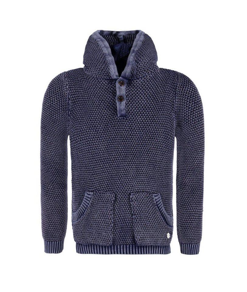 Marc O'Polo Junior Pullover langärmlig mit Kapuze 1 in original