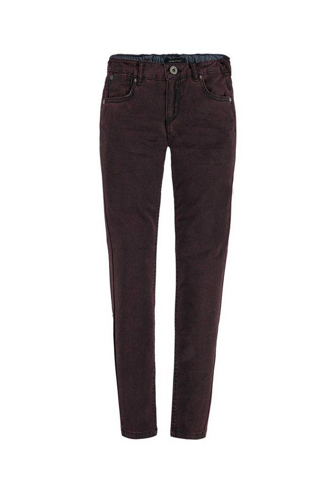 Marc O'Polo Junior Hose Jeans Denim 5-Pockets 1 in Lila