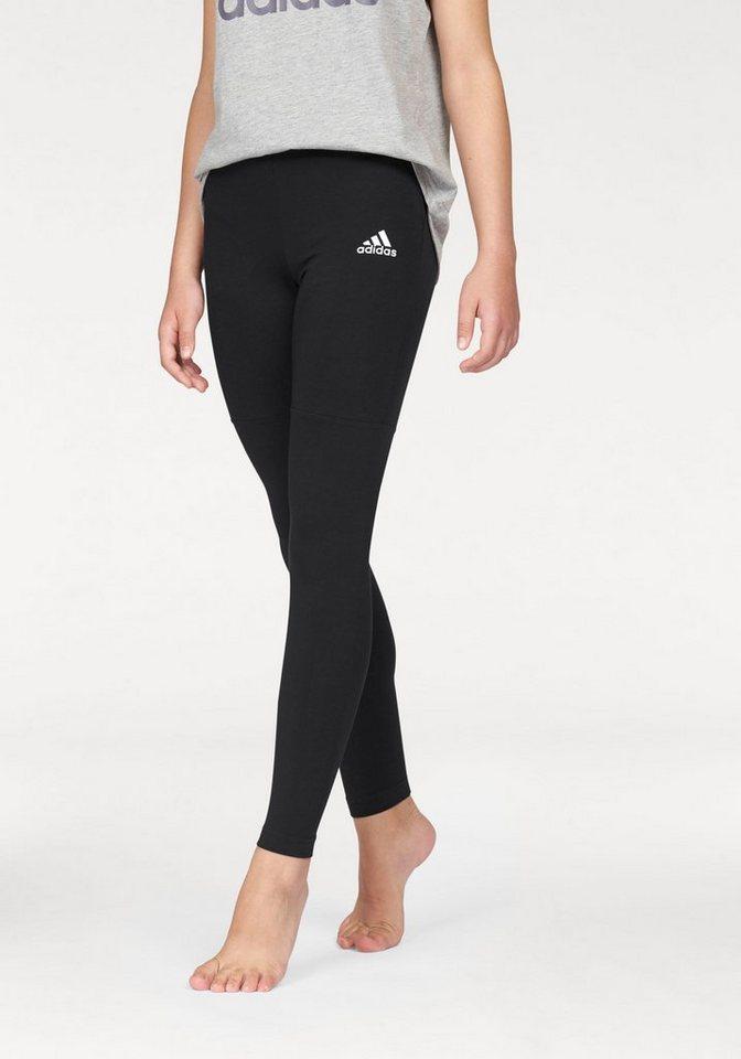 adidas Performance Leggings »ID TIGHT« in schwarz