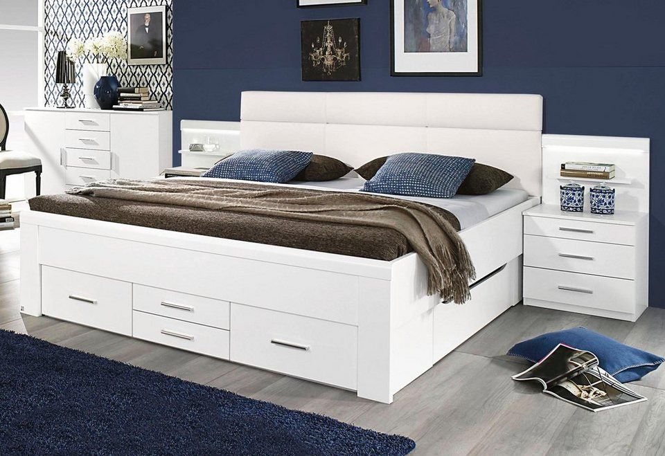 rauch bettanlage 3 tlg online kaufen otto. Black Bedroom Furniture Sets. Home Design Ideas