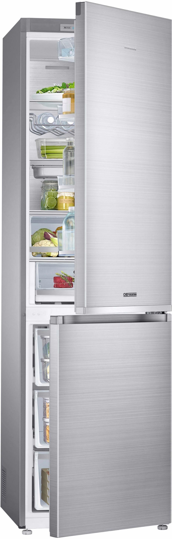 Samsung Kühl-Gefrierkombination RL41J7799S4/EG, Energieklasse A+++, 201 cm hoch, NoFrost