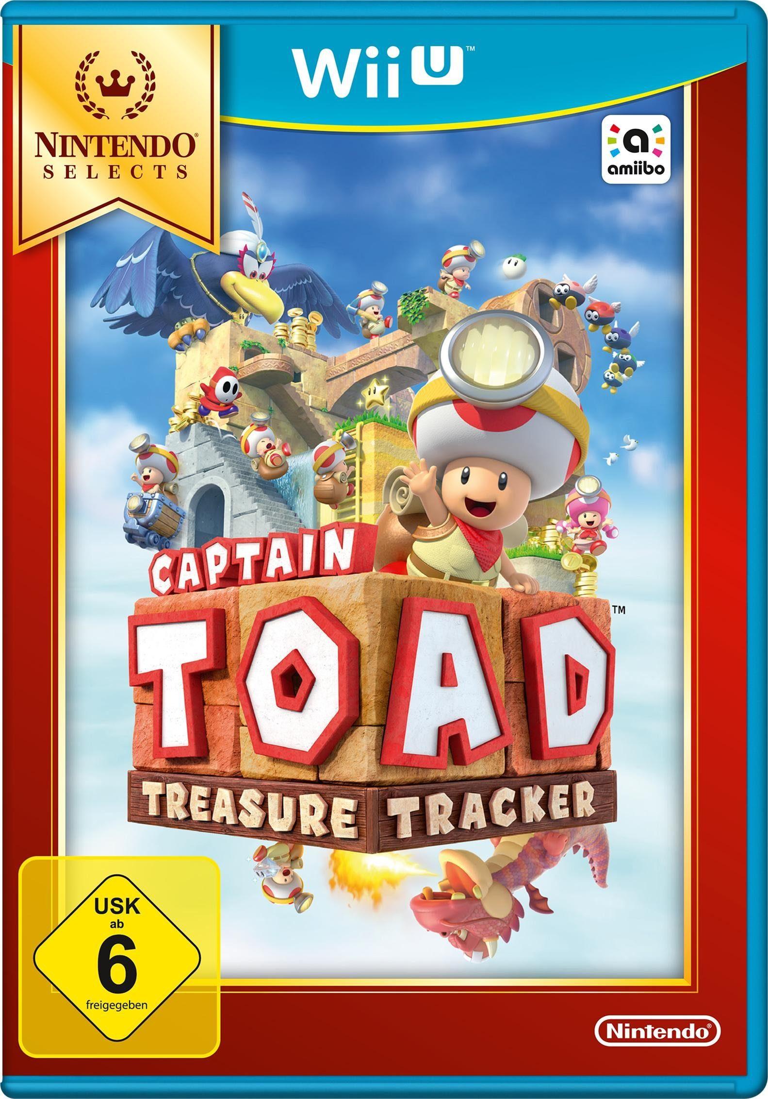 Captain Toad: Treasure Tracker Nintendo Selects Wii U