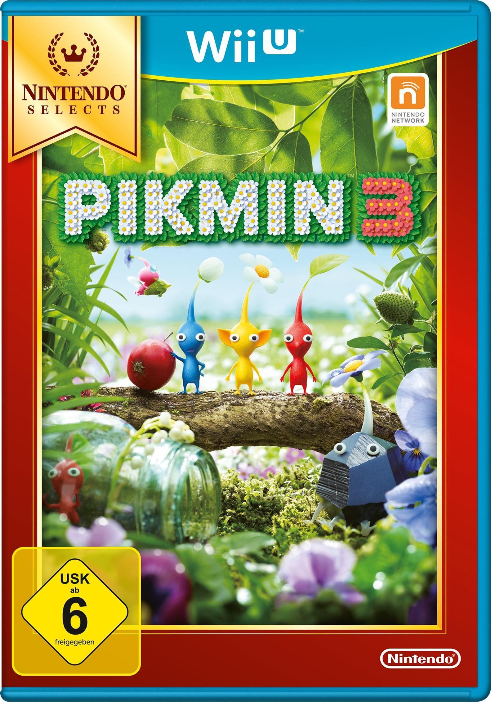 Pikmin 3 Nindendo Selects Wii U