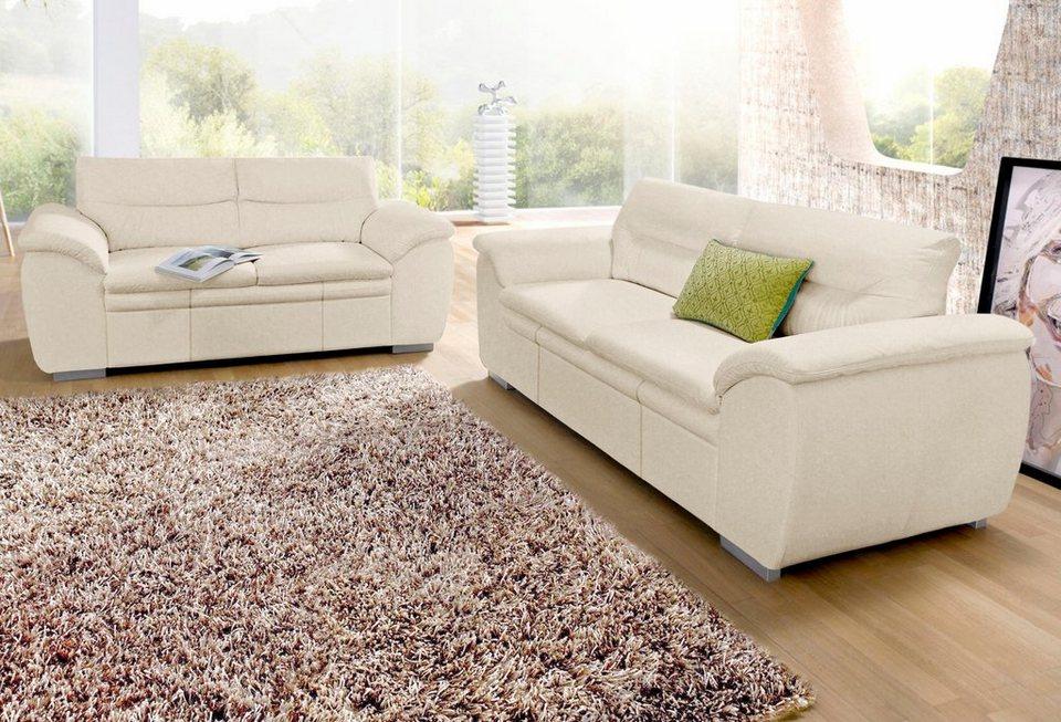 cotta garnitur online kaufen otto. Black Bedroom Furniture Sets. Home Design Ideas