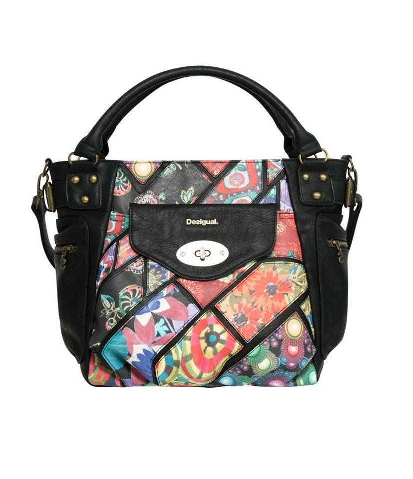 Desigual Handtasche »BOLS MCBEE INDIANA« in schwarz