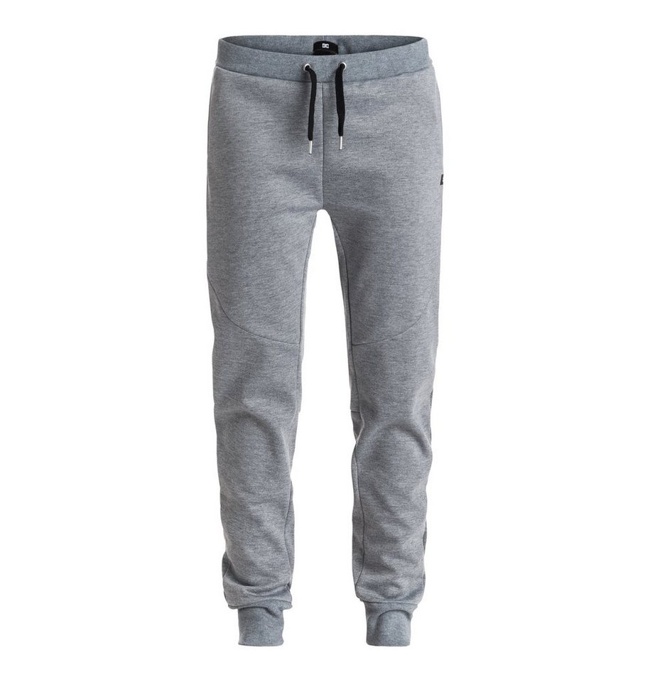 DC Shoes Jogginghose »Colover« in steel gray