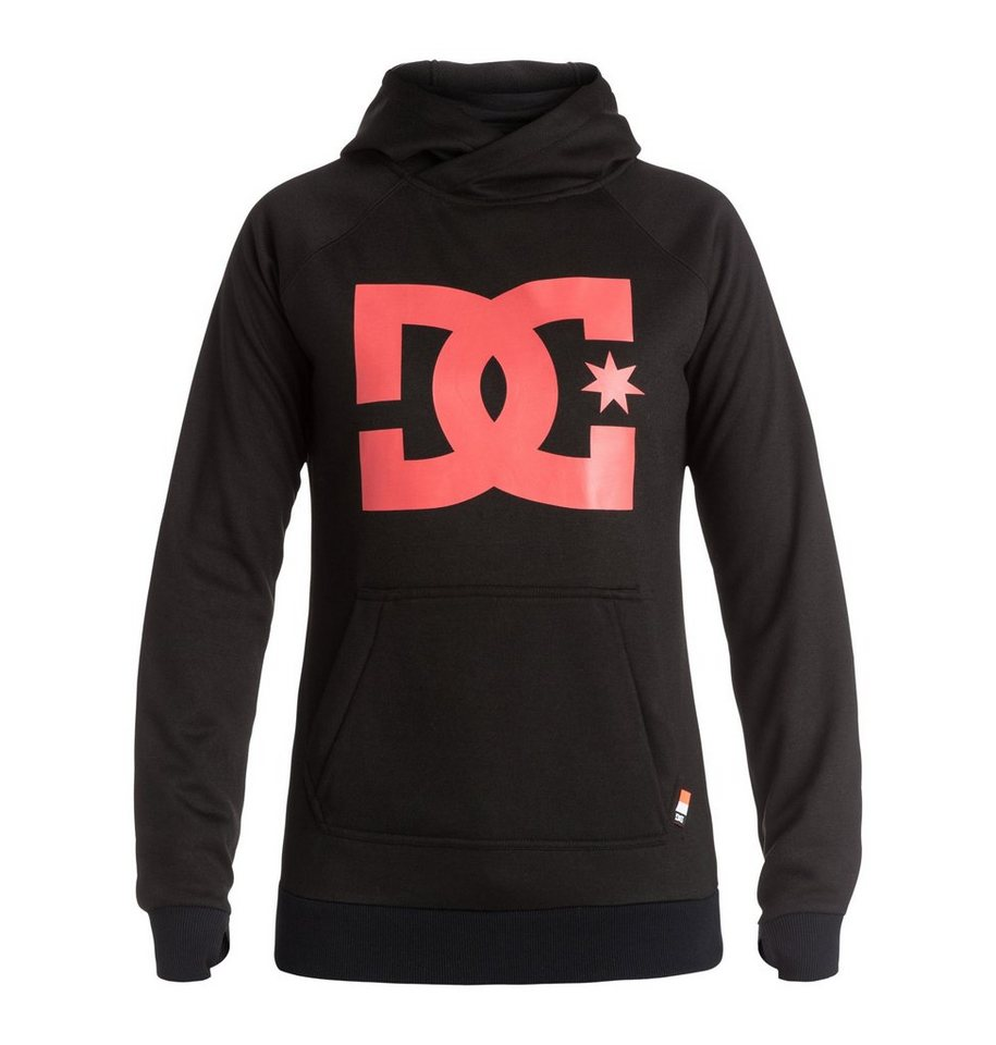 DC Shoes Hoodie »Allstar« in Anthracite
