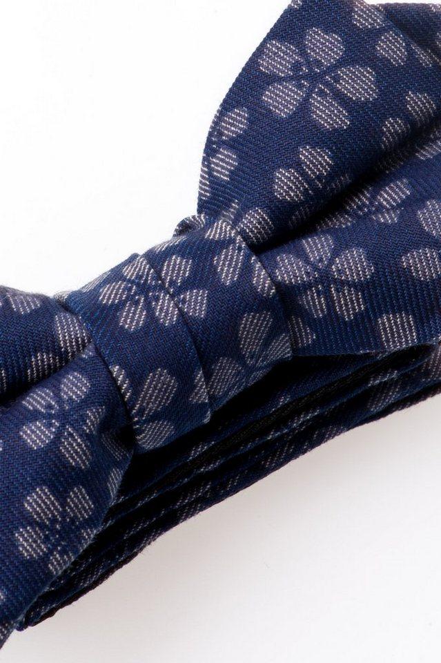 ETERNA Krawatte »Fliege« in blau
