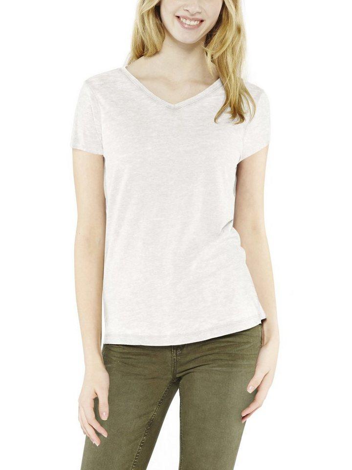 COLORADO DENIM T-Shirt »Taraji« in white