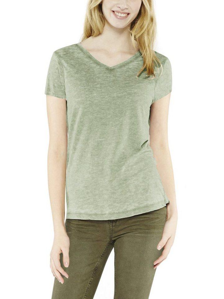 COLORADO DENIM T-Shirt »Taraji« in cypres