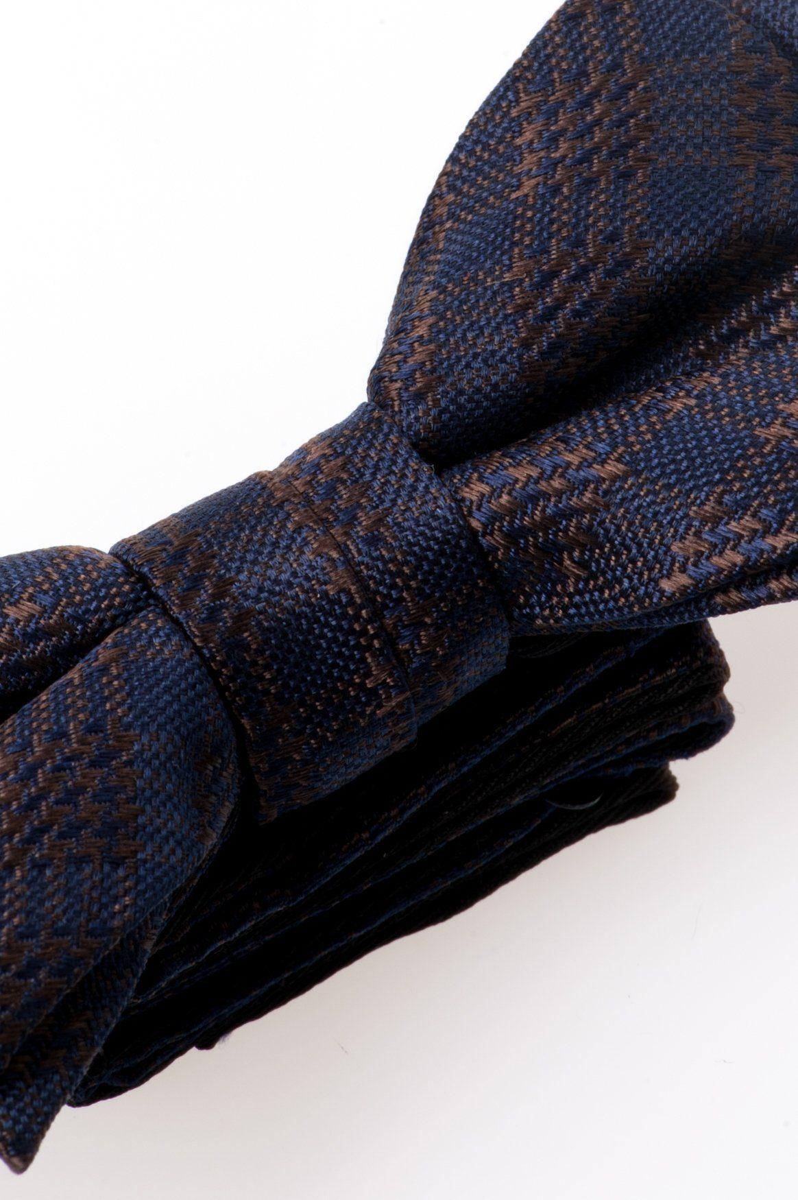 ETERNA Krawatte »Fliege kariert«