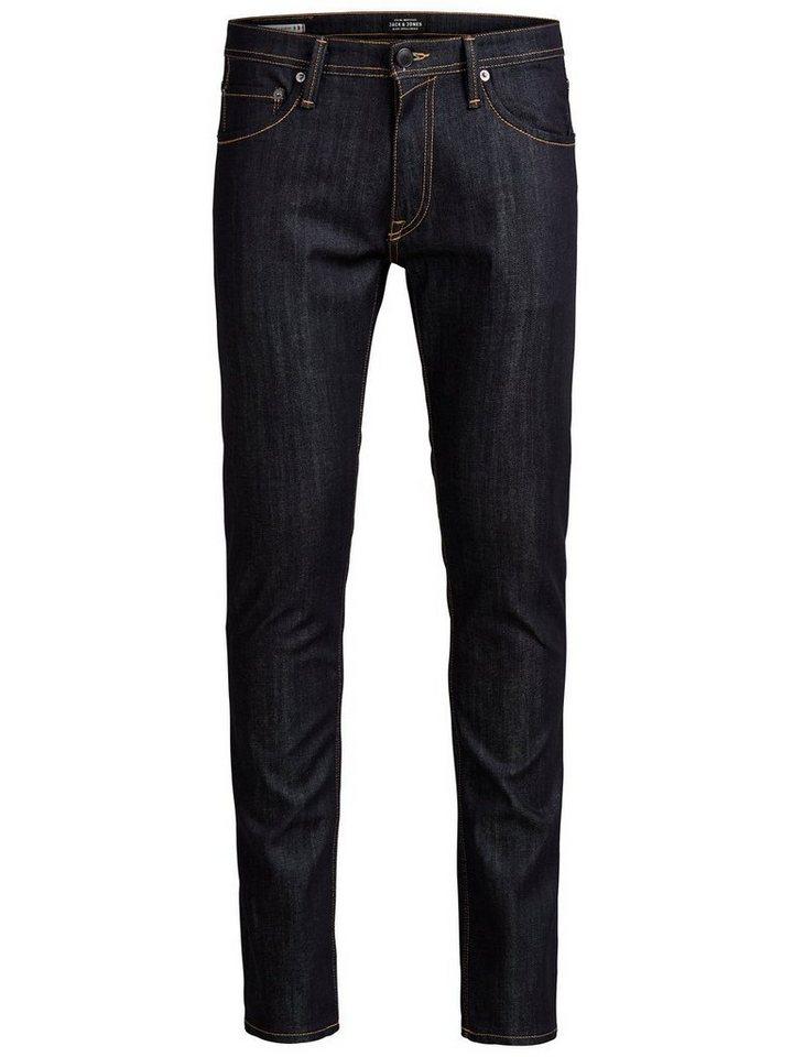 Jack & Jones Glenn Felix BL 691 Slim Fit Jeans in Blue Denim