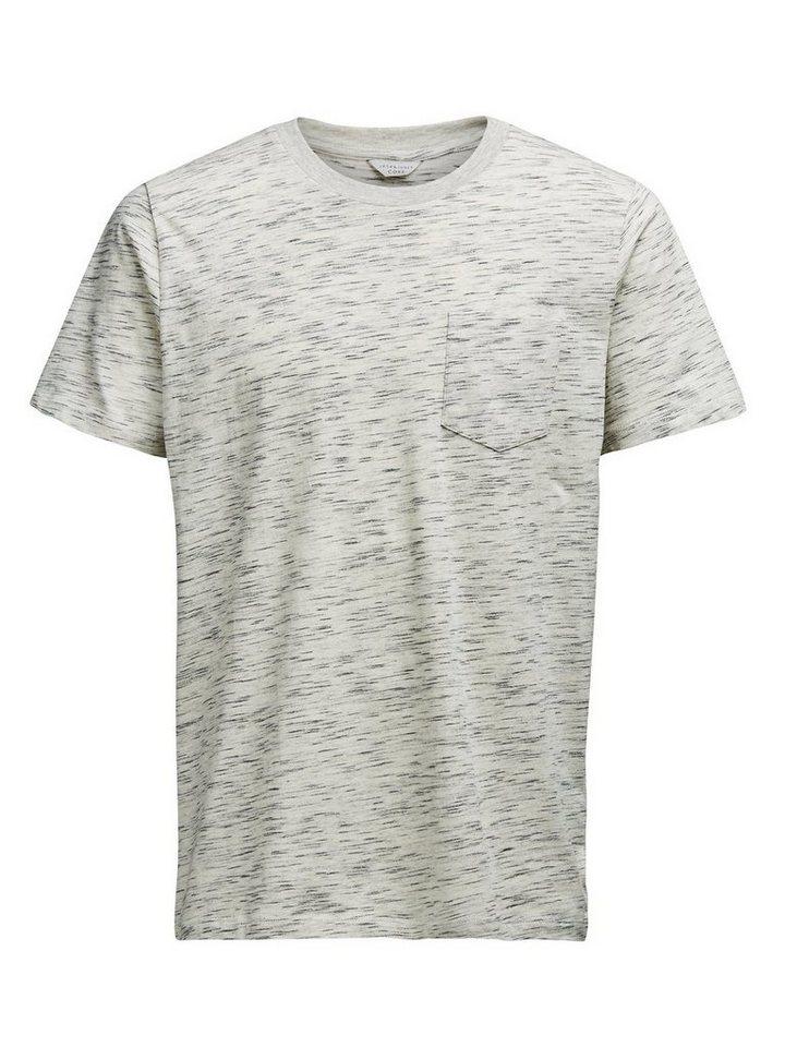Jack & Jones Oversize- T-Shirt in Blanc de Blanc