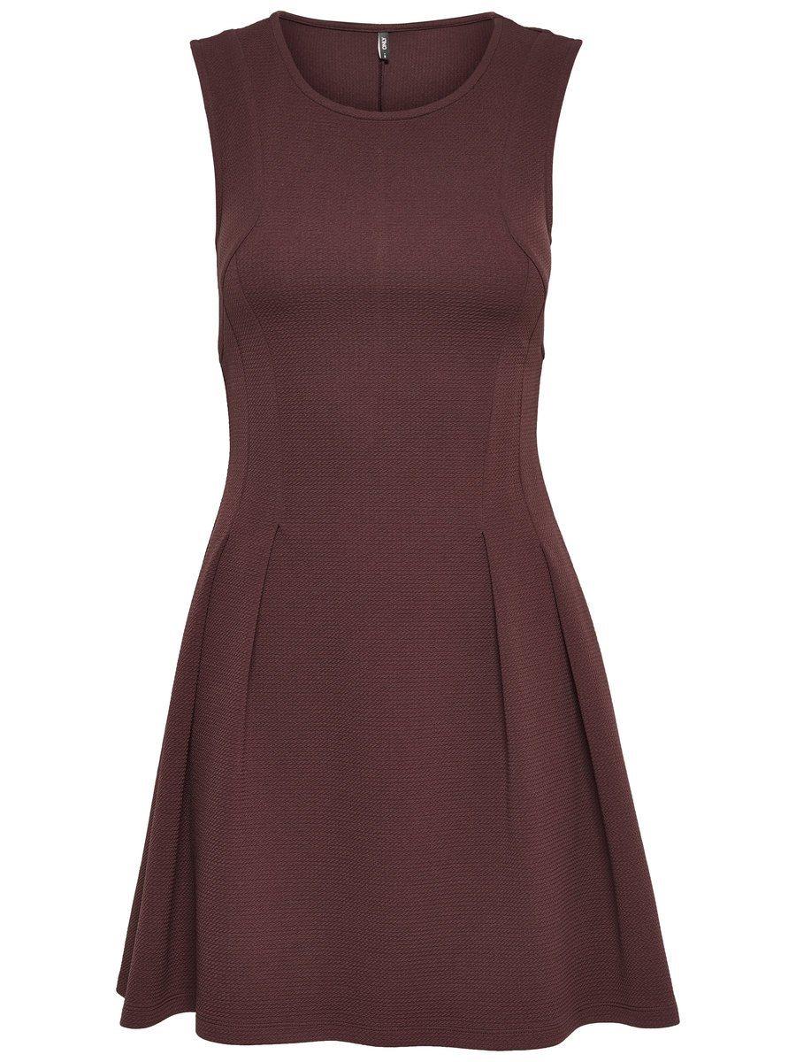 Only Einfarbiges Kleid ohne Ärmel von OTTO - Ihr Online-Shop in black - Schwarz für 34,99€