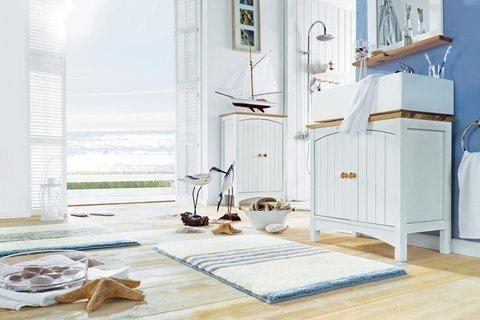 waschbeckenunterschrank kiefer preisvergleiche. Black Bedroom Furniture Sets. Home Design Ideas