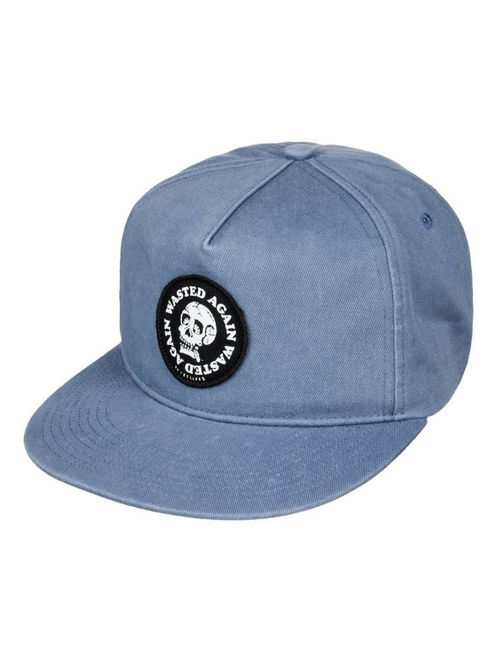 Quiksilver Trucker Cap »Bad News« in Nightshadow blue