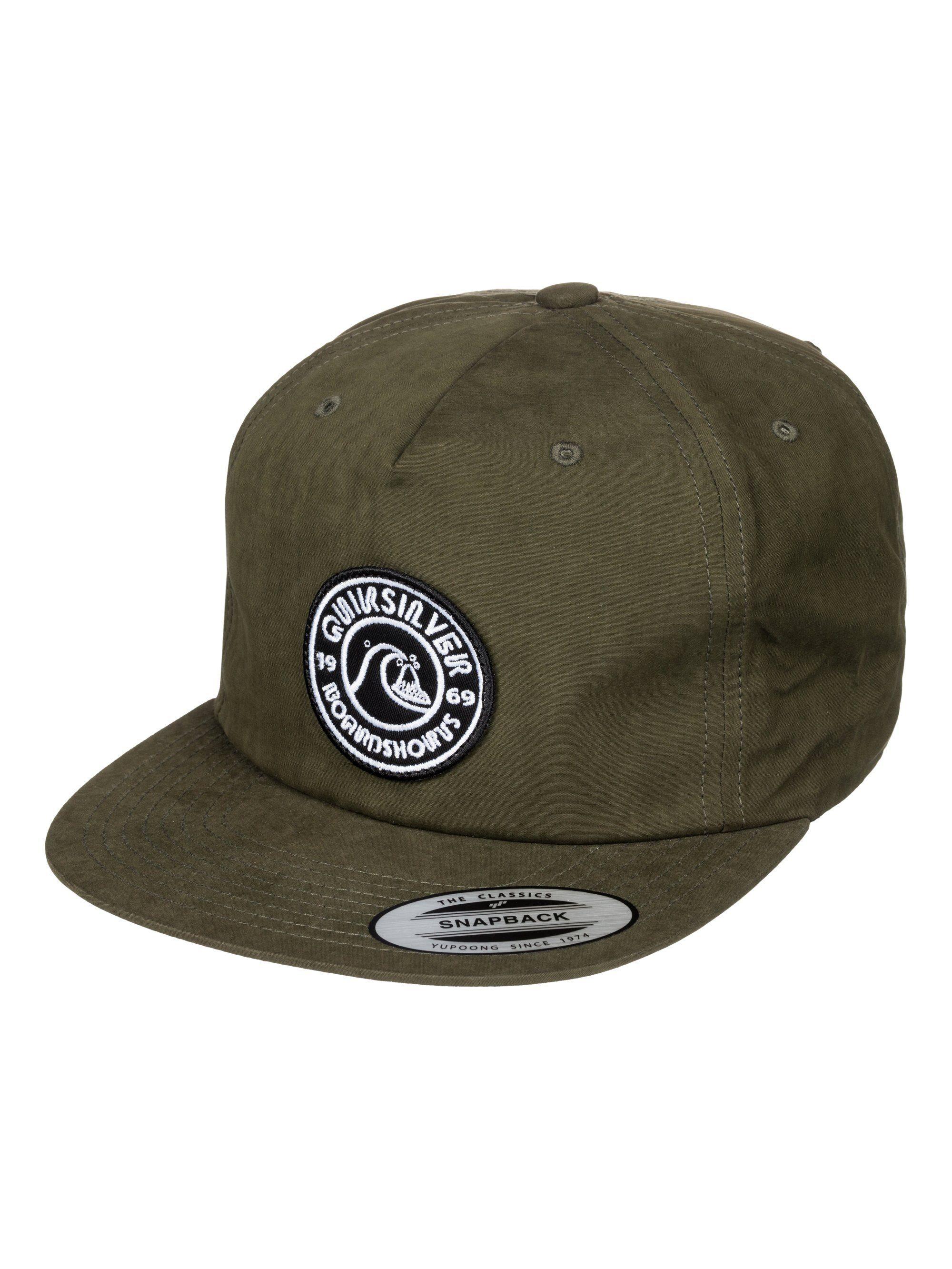 Quiksilver Snapback Cap »Bragnet«