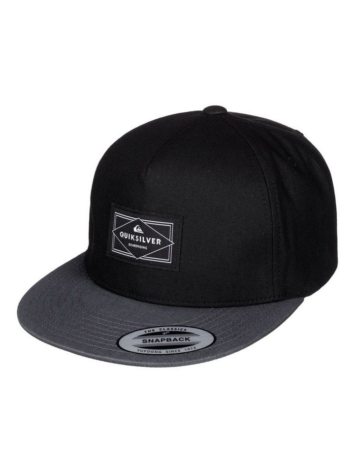Quiksilver Snapback Cap »Freewill« in Formula one